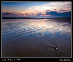 A Moment of Calm (Sean Bolton (no longer active)) Tags: ocean sunset beach swansea wales sand cymru shell soe themumbles abertawe seanbolton superbmasterpiece ffotocymrucouk