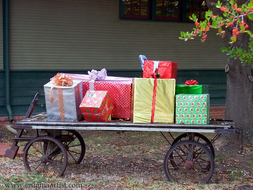 Christmas Wagon