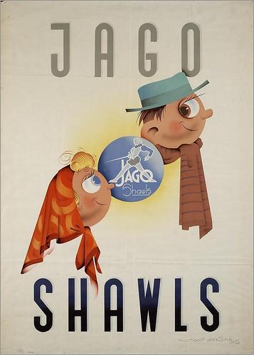 Jago Shawls 1948-1949