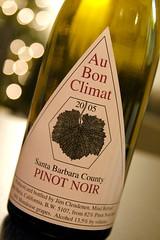 2005 Au Bon Climat Santa Barbara County Pinot Noir