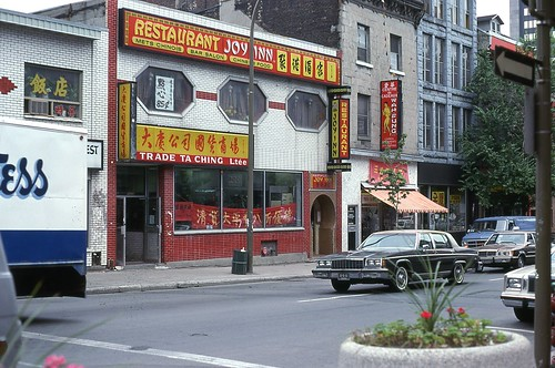 Boulevard St-Laurent 1984
