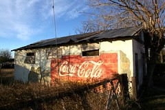 coca-cola ghost in knippa