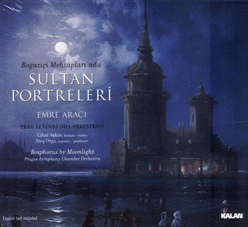Boğaziçi Mehtapları'nda Sultan Portreleri