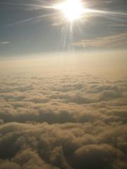somewhere over da U.P. eh? (miqaelee) Tags: clouds cloudjunkie windowseatplease thecloudappreciationsociety michigansupperpeninsula