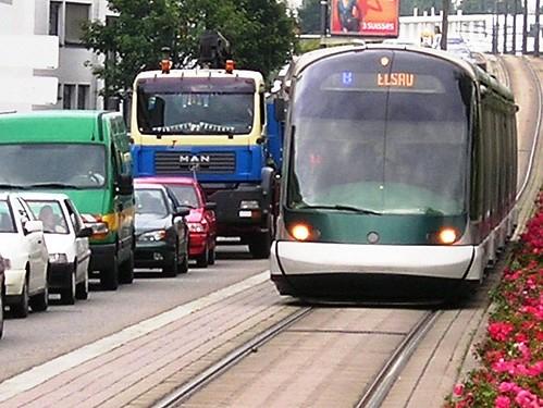 Strasbourg tram 3