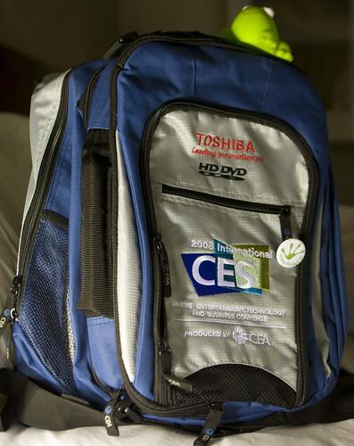 CES 2008 Bag