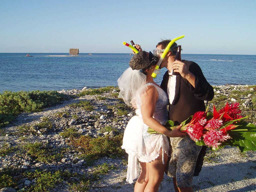 Beach Wedding Garb