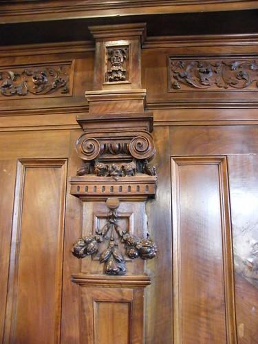 Paneling Detail