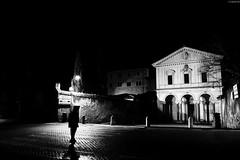 Roma, verso le catacombe