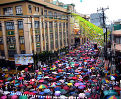 Sinulog solemn procession