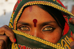 Pappu Devi (Bertrand Linet) Tags: sunset portrait woman india face canon eyes women colours vivid pushkar rajasthan pappu papu womenofindia melhoresfotografiasdomundo vipveryimportantphotos pappudevi bertrandlinet