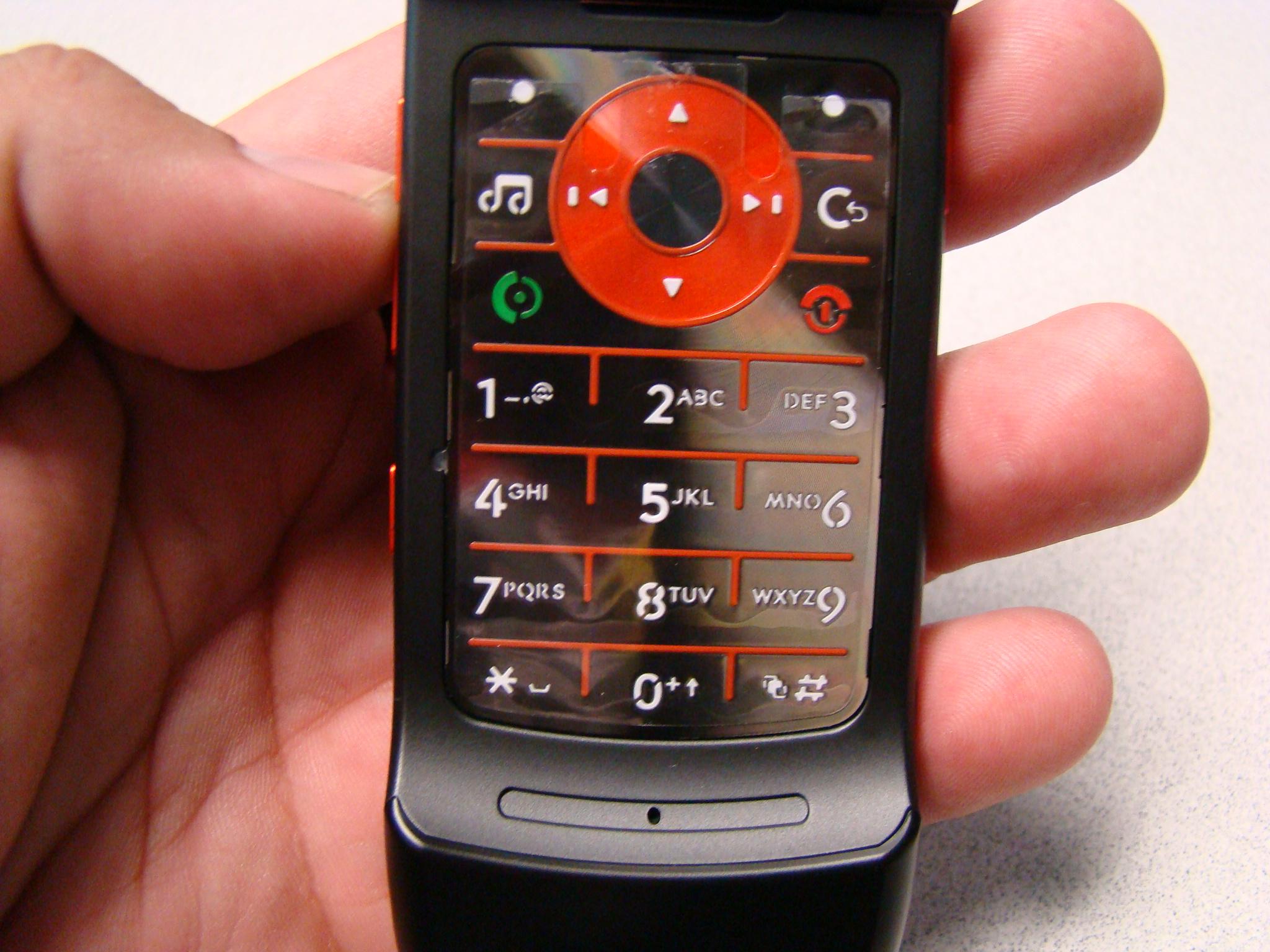 celular motorola w5