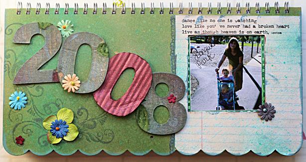 Calendar 2008 - cover