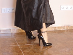 Pumps 2 (lady_dulciny_boots) Tags: leather clothing pumps charol