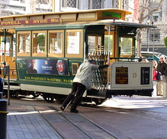 Cable Car Push