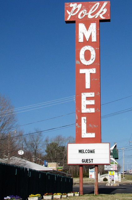 James K. Polk Motel - Columbia, TN