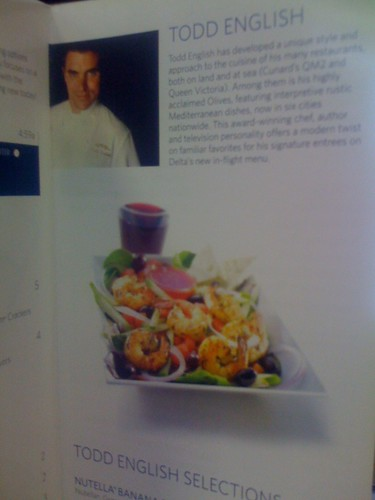 Catering by Todd English on Delta