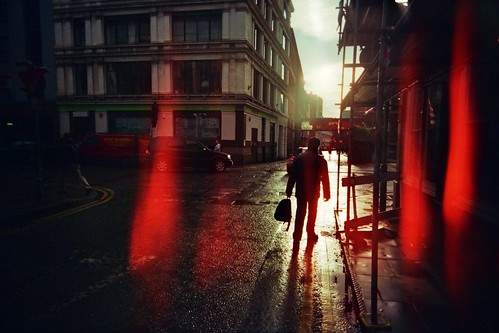 Wet Streets and Light Leaks