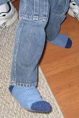 (daniknits) Tags: boy socks knitty universaltoeupsock