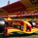 Galatasaray's SF Car 4 by superleague formula: thebeautifulrace