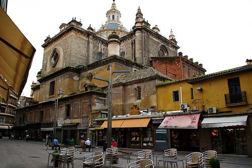 05.2007 Sevilla, St. Salvador