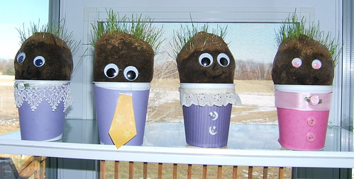 Grasshead Family---7 days