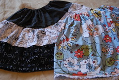 Two Spring Skirts