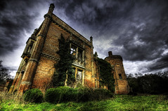 Rougham Hall - HDR