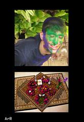 Indian Festival (Holi) & Iranian Festival (Norouz)