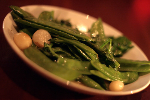 Seasons 52: spring vegetables