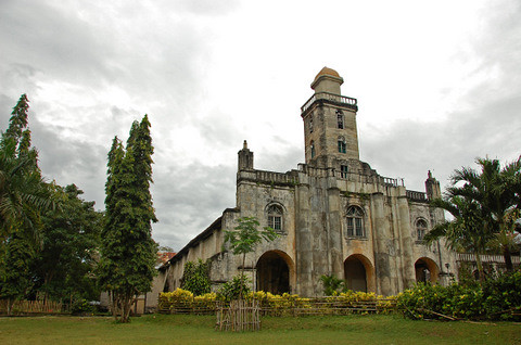 Albuquerque Church, Bohol