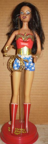 Wonder Woman Barbie 2003