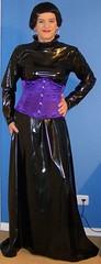 Birgit005210 (Birgit Bach) Tags: dress corset pvc femdom governess