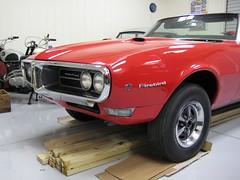 convertible firebird pontiac