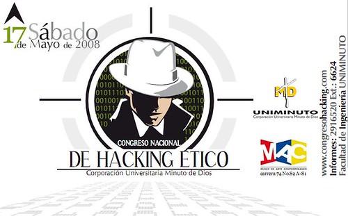Congreso Nacional de Hacking Etico Colombia 2008