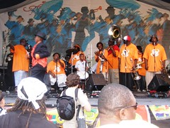 Dinerral Shavers Jr & the Hot 8 Brass Band