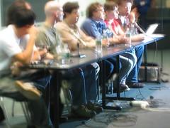 The Glowriffic LOLcats Panel (mobiuschic42!) Tags: mit cheez lolcats icanhascheezburger benhuh loltrek lolcode lolsecretz lolcatbible roflcon roflcon2008 adamlindsay martingrondin lolcatsicanhazcasestudy stephengranades