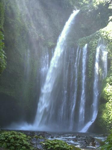 Tiu Kelep Waterfall - Lombok