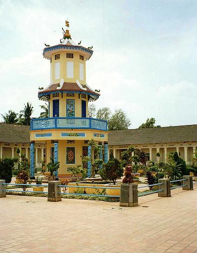 Bửu Tháp Đức Q.Giáo Tông by caoquynhtuelam.