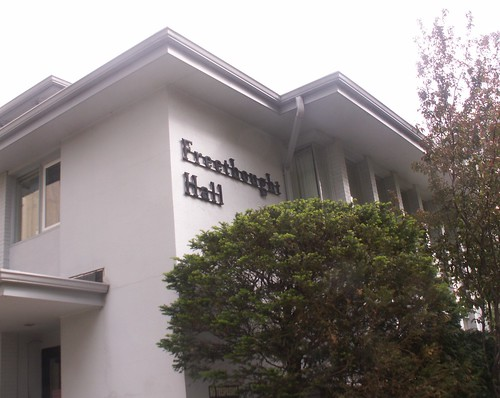 Freethought Hall in Downtown Madison
