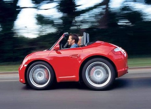 Small Cars Becoming Smart And Cool Made Man - Cool cars cheap