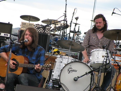 fleet foxes at sasquatch