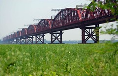 Hardinge bridge (nurur) Tags: bridge architecture river railway structure bangladesh padma hardinge ishwardi hardingebridge