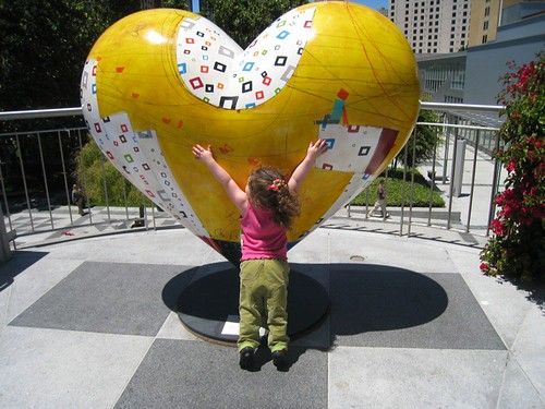 India Shares Her Love With Yerba Buena Gardens in SF