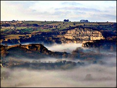 Middlepeak Quarry HDR (philwirks) Tags: new public interesting random derbyshire hdr picnik myfavs philrichards wirksworth cooliris scenicsnotjustlandscapes show08 unlimitedphotos philwirks