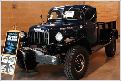 D C Aa B on 1950 Dodge Power Wagon