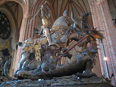 St-George et le dragon