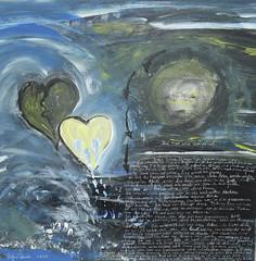 """""""das Meer und der Wind"""" - Acryl auf Leinwand 50 x 50 cm (colore2010) Tags: meer wind acryl abstrakt poesie malerei"""