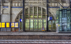 "Haarlem Station • <a style=""font-size:0.8em;"" href=""http://www.flickr.com/photos/45090765@N05/5751576864/"" target=""_blank"">View on Flickr</a>"