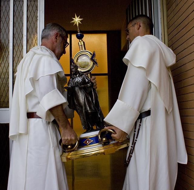 Translation of the Relic of St Dominic